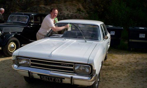 Opel classic club de france