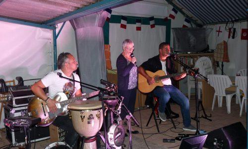 concert en passant camping la chanterelle