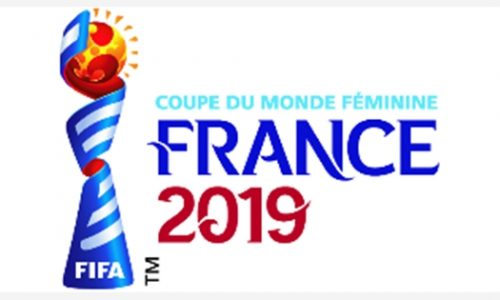 logo coupe du monde foot 2019