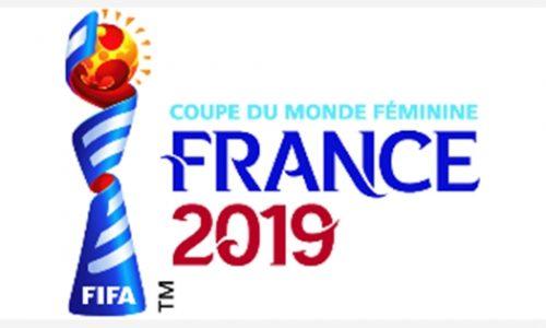 logo coupe du monde foot 2019