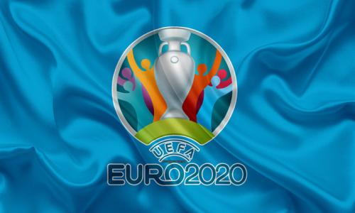 logo euro foot 2020