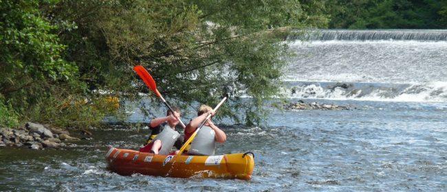 camping la chanterelle canoe kayak
