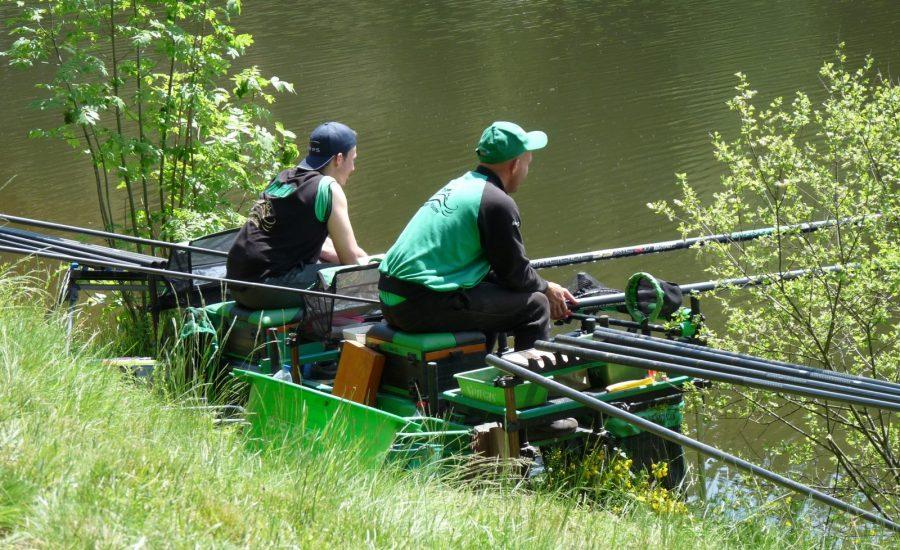 camping la chanterelle pêche