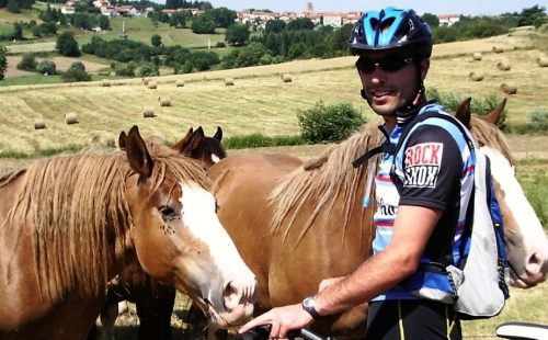 camping la chanterelle equitation vtt