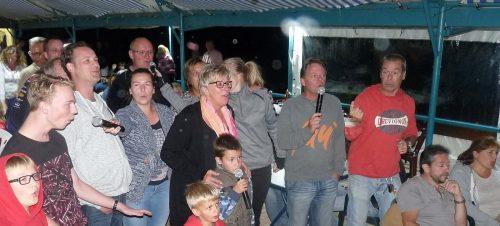 camping la chanterelle karaoke